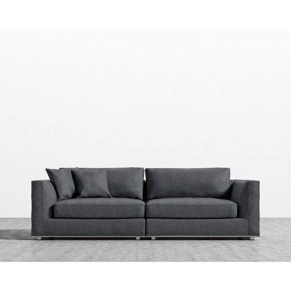 Clemons Standard Sofa by Brayden Studio