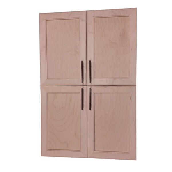 Village 63 Kitchen Pantry by WG Wood Products