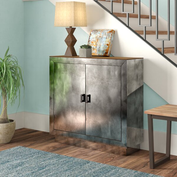 Combee 2 Door Accent Cabinet by Wade Logan