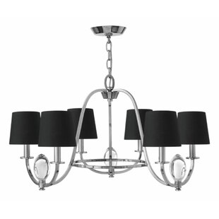 Marielle 6-Light Shaded Chandelier By Hinkley Lighting