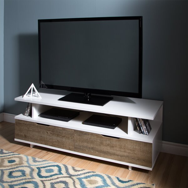 Reflekt 57 TV Stand for TVs up to 60 by South Shore