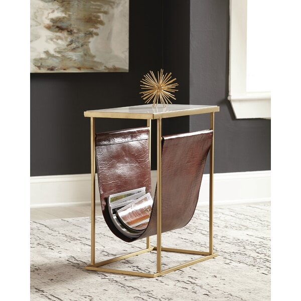 Kincheloe End Table by Williston Forge