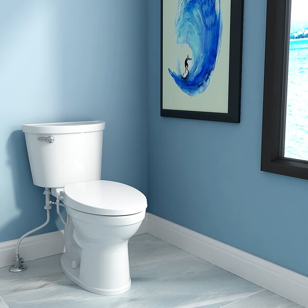 AquaWash Non-Electric Bidet Elongated Toilet Seat by American Standard