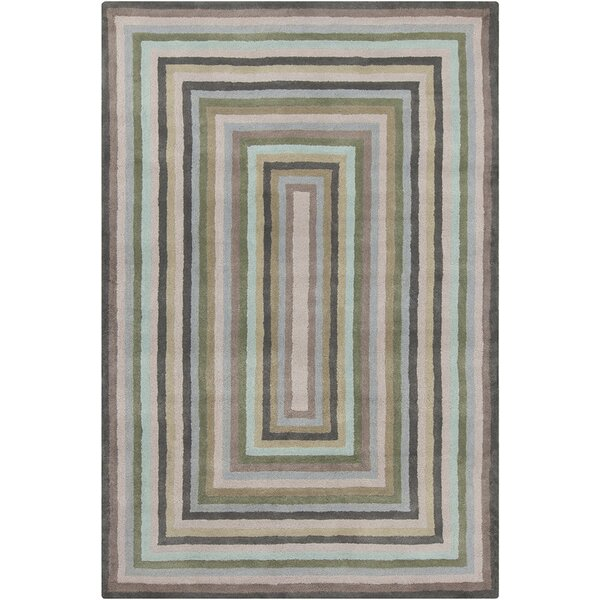 Willow Hand Tufted Wool Area Rug by Red Barrel Studio