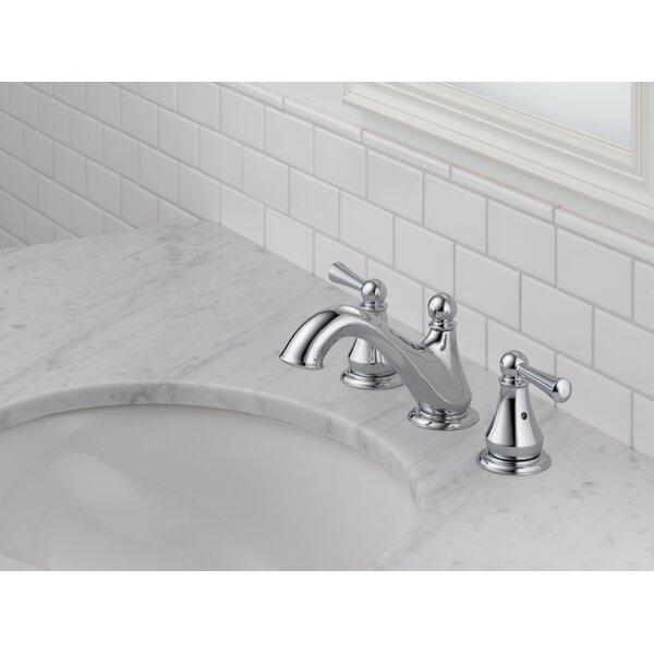 Haywood Widespread Bathroom Faucet by Delta