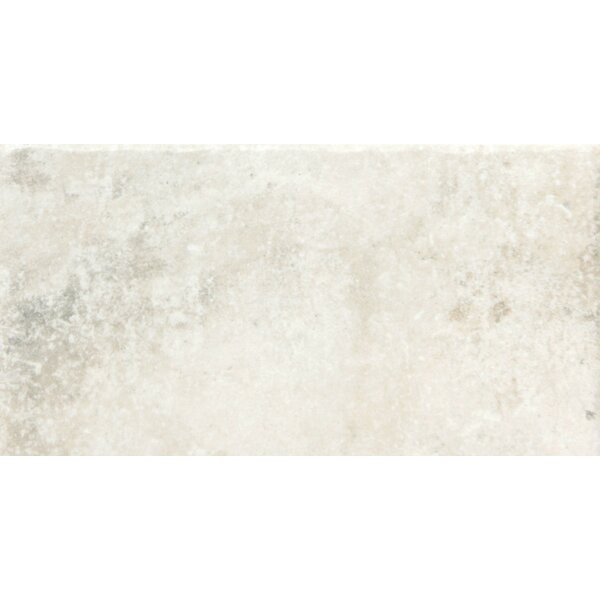 Newberry 8 x 16 Porcelain Field Tile in Bianco by Emser Tile