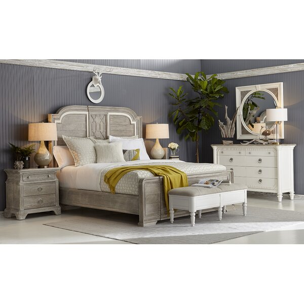 Estate Platform Configurable Bedroom Set by Dowton Abbey