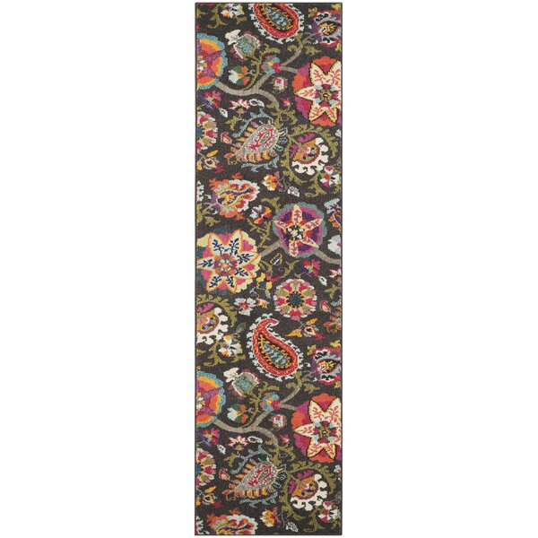 Chana Brown Area Rug by Bungalow Rose