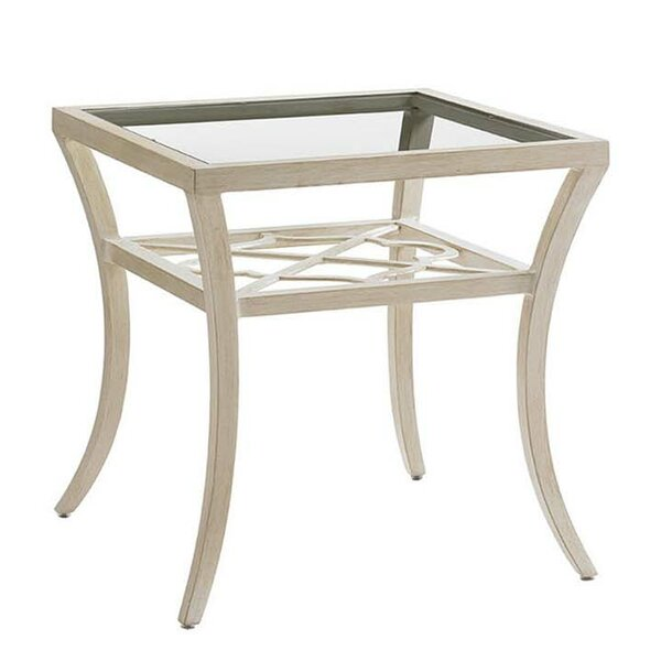 Misty Garden Square End Table by Tommy Bahama Outdoor