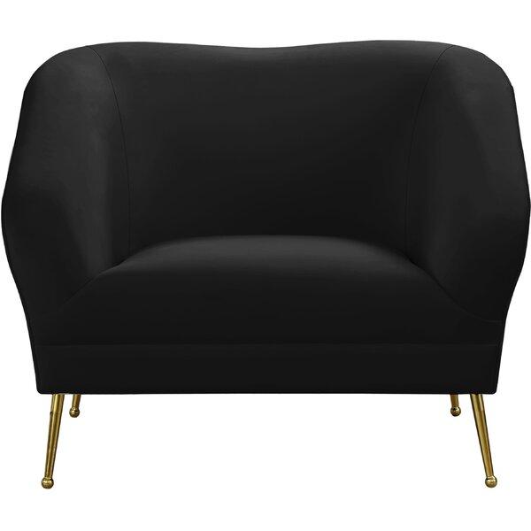 Faizan Arm Chair by Everly Quinn Everly Quinn
