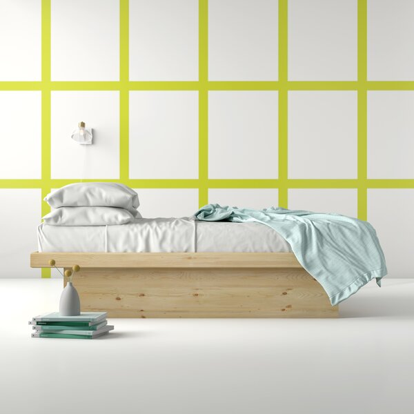 Delvale Platform Bed by Hashtag Home