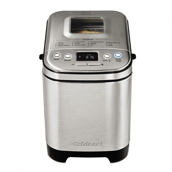 2 Ib Compact Automatic Bread Maker by Cuisinart