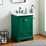 25 Quen Single Bathroom Vanity by Signature Hardware