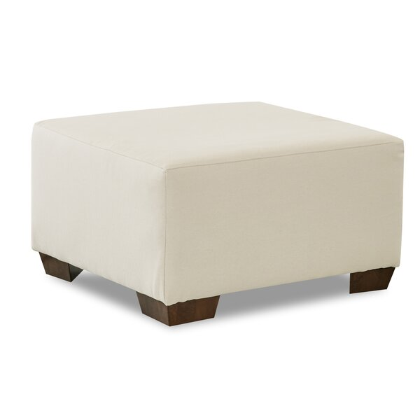 Alanna Ottoman by Wayfair Custom Upholstery™