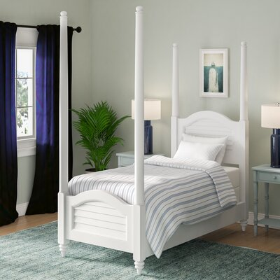 Four Poster Kids Beds You Ll Love In 2020 Wayfair