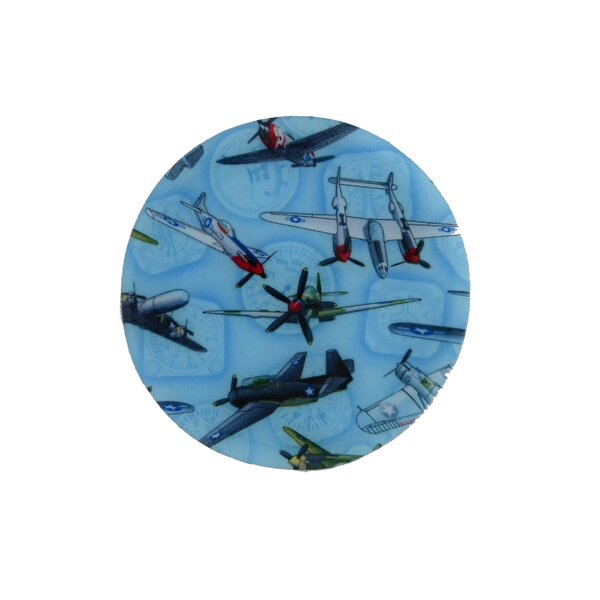 Planes Trivet by Andreas Silicone Trivets