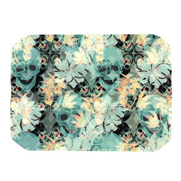 Dead Head Party Placemat by KESS InHouse