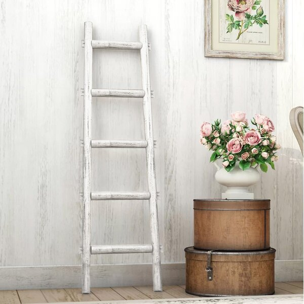 5 Step 5 ft Decorative Ladder by Birch Lane™