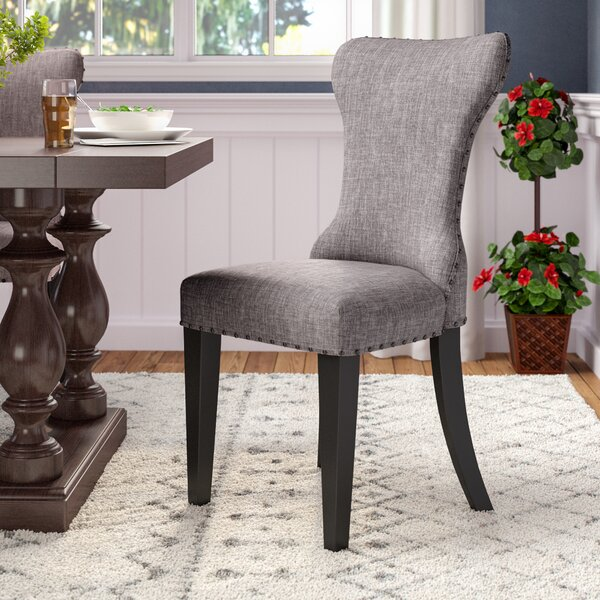 Forestville Upholstered Dining Chair (Set of 2) by Darby Home Co Darby Home Co