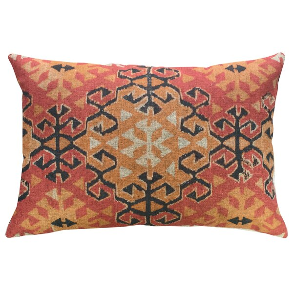 Holmquist Linen Throw Pillow by Bloomsbury Market