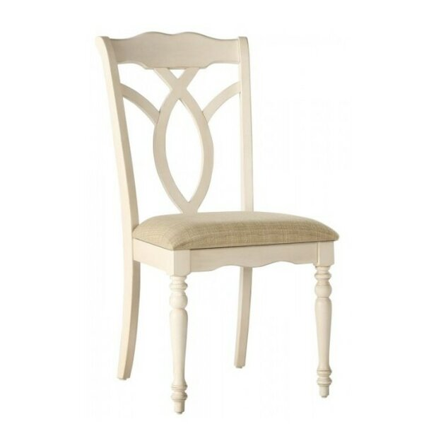 Mikula Solid Wood Dining Chair by August Grove