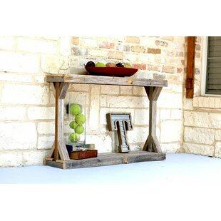 Inexpensive Mentone Console Table By Gracie Oaks