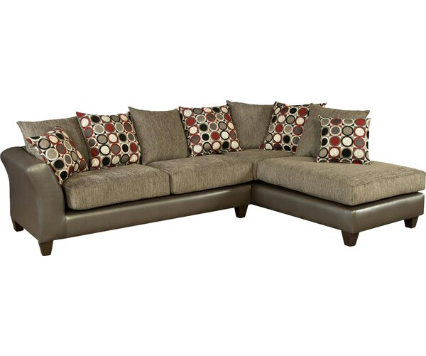 Theta Sectional by Chelsea Home
