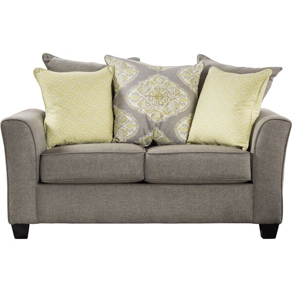 Frankie Loveseat By Darby Home Co Savings