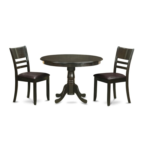 Artin 3 Piece Dining Set by Andover Mills