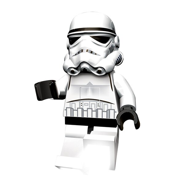 Lego Star Wars Stormtrooper Torch by Santoki