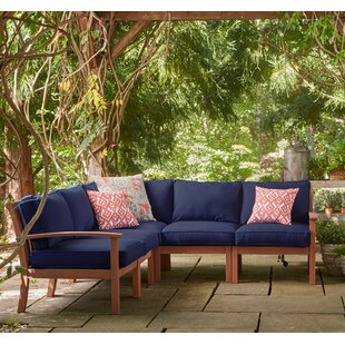 Rossi Patio Sectional with Cushions byBirch Lane?