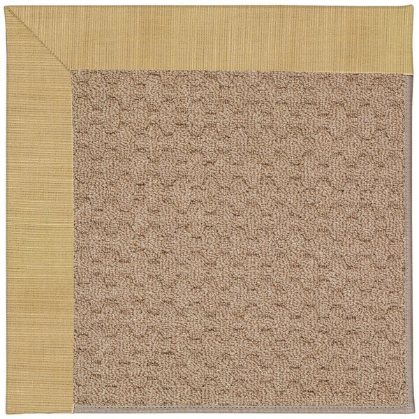 Lisle Machine Tufted Bramble Indoor/Outdoor Area Rug by Longshore Tides