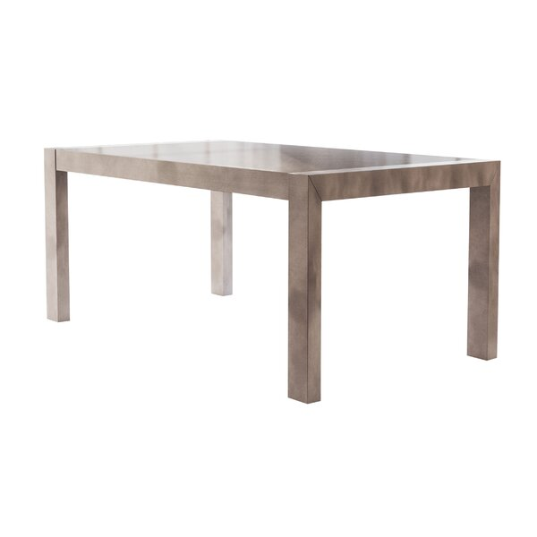 Averi Acacia Dining Table by Gracie Oaks