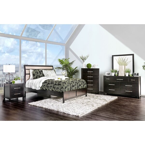 Sofiya Queen 5 Piece Bedroom Set by Gracie Oaks