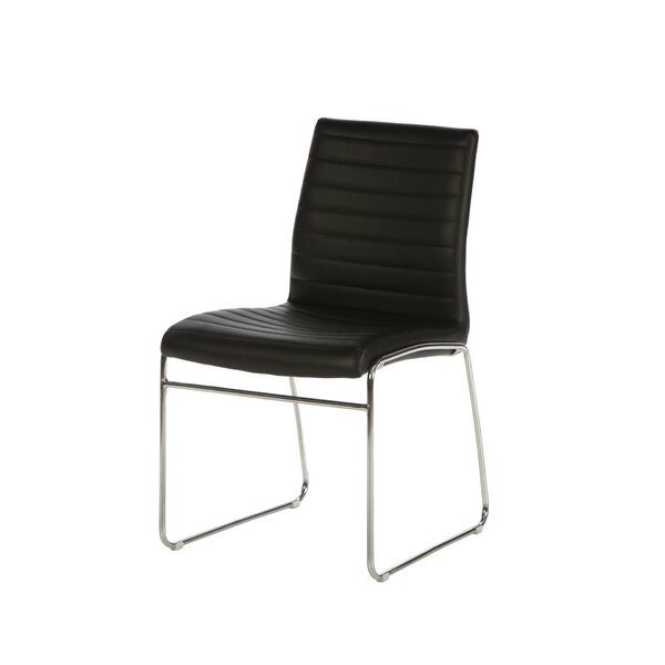 Timmins Upholstered Dining Chair (Set of 4) by Orren Ellis