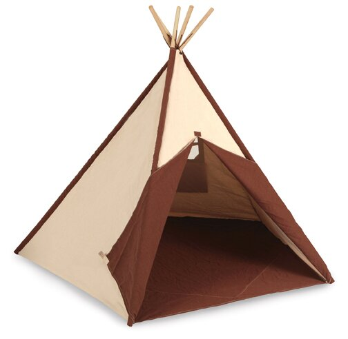 Authentic Play Teepee with Carrying Bag by Pacific Play Tents