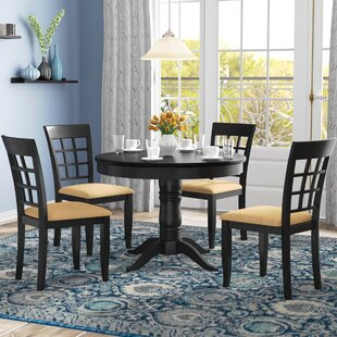 Find for Oneill 5 Piece Wood Dining Set by Andover Mills