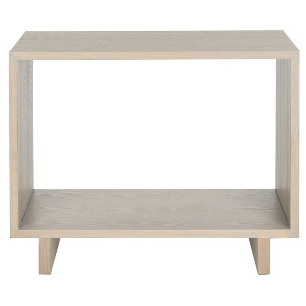 Mitch Sled End Table With Storage By Ivy Bronx