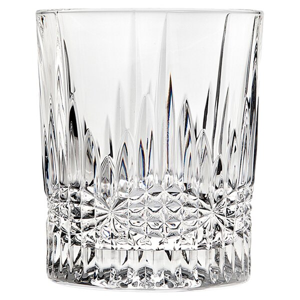 Regency 10 oz. Crystal Cocktail Glass (Set of 4) by Godinger Silver Art Co