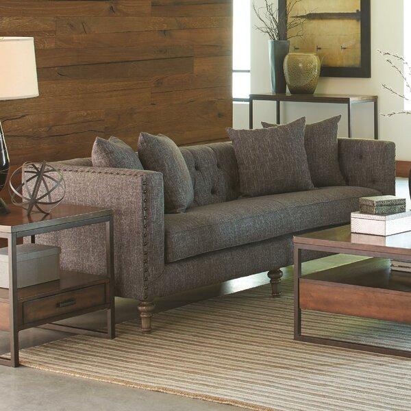 Rolando Contemporary Sofa by Alcott Hill