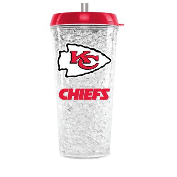 NFL 16 oz. Plastic Travel Tumbler by DuckHouse