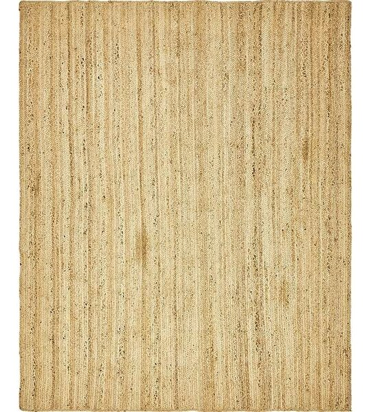 Meador Hand-Braided Natural Area Rug by Laurel Foundry Modern Farmhouse