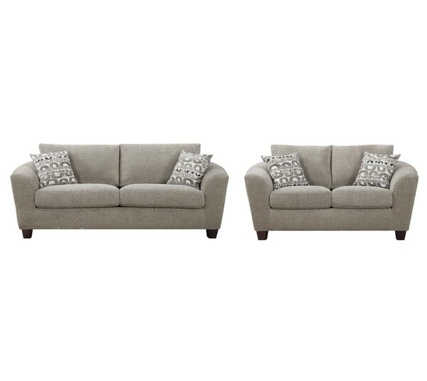 Wincott 2 Piece Living Room Set by Latitude Run