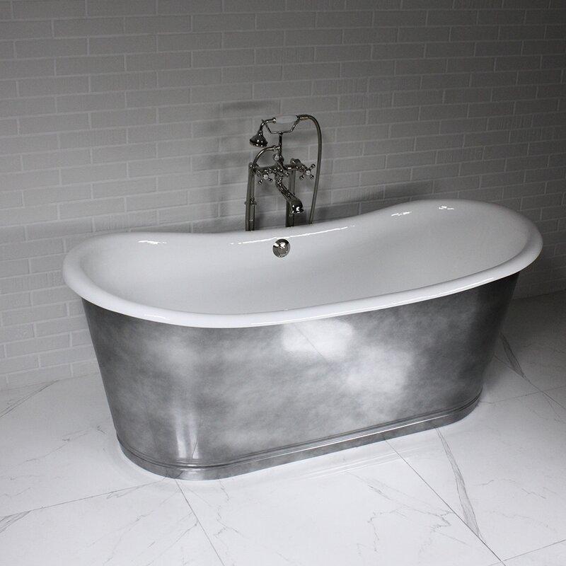 Penhaglion The Whitby Freestanding Soaking Bathtub | Perigold