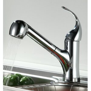 RunFine Group Single Handle Deck Mounted Kitchen Faucet