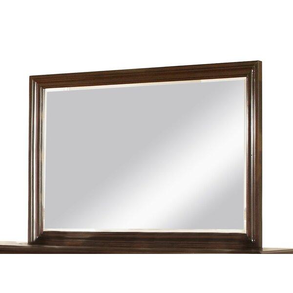 Century Rectangular Dresser Mirror by Wildon Home ®