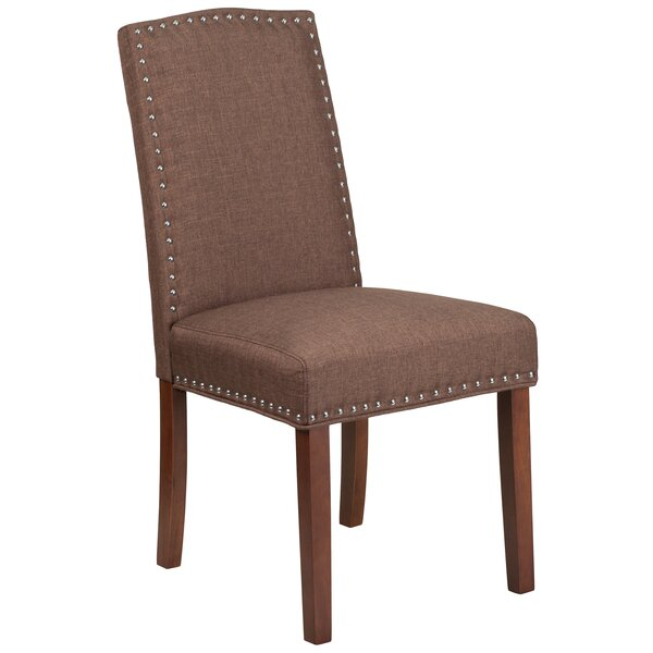 Rotterdam Panel Dining Chair by Charlton Home Charlton Home