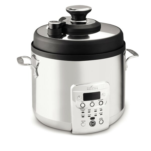 Electric Pressure Cooker By All Clad.