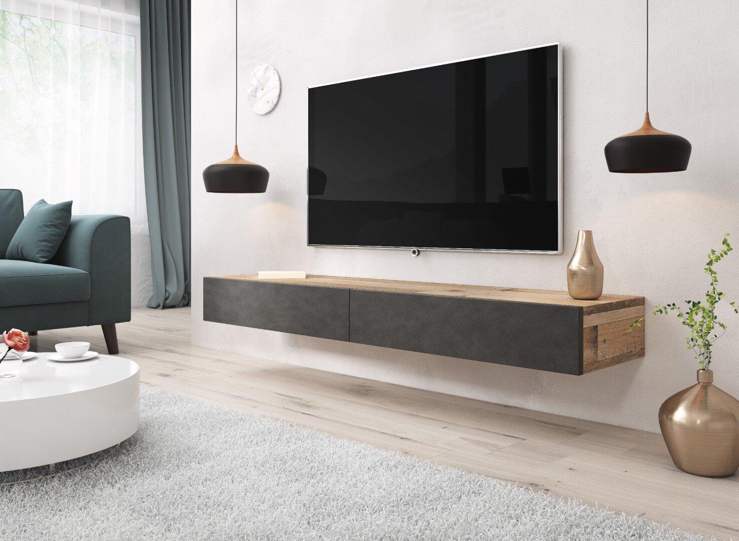floating tv unit sierra