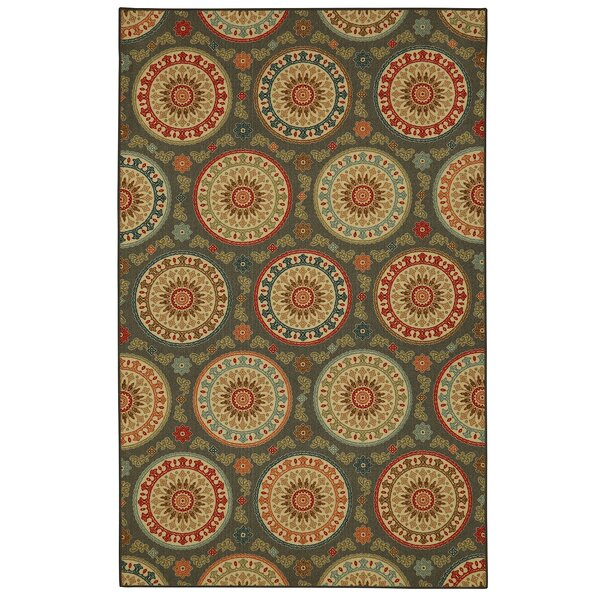 Taren Multi Area Rug by World Menagerie